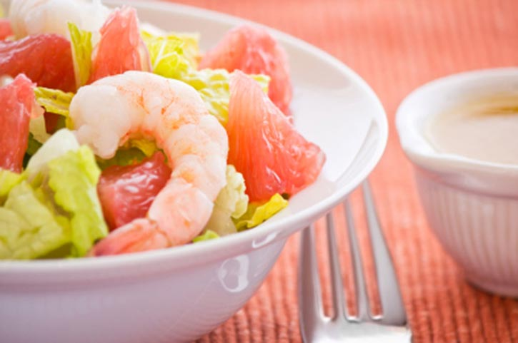 recipesgrapefruit salad